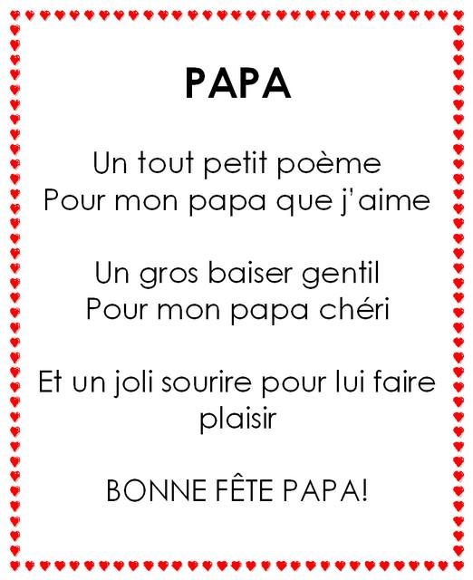 Toile porte photos - Poeme anniversaire papa ...